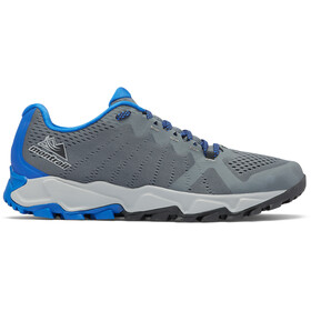 Columbia Trans Alps F.K.T. III Shoes Men, graphite/cobalt blue